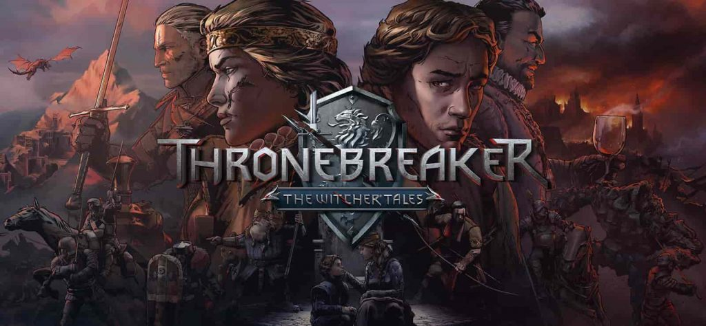 Throne breaker-The Witcher Tales