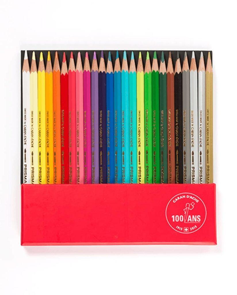 Caran d'Ache Watercolor Pencil Set