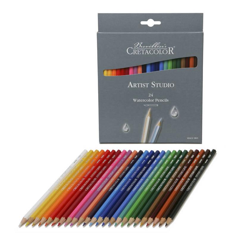 Cretacolor Watercolor Pencil Set