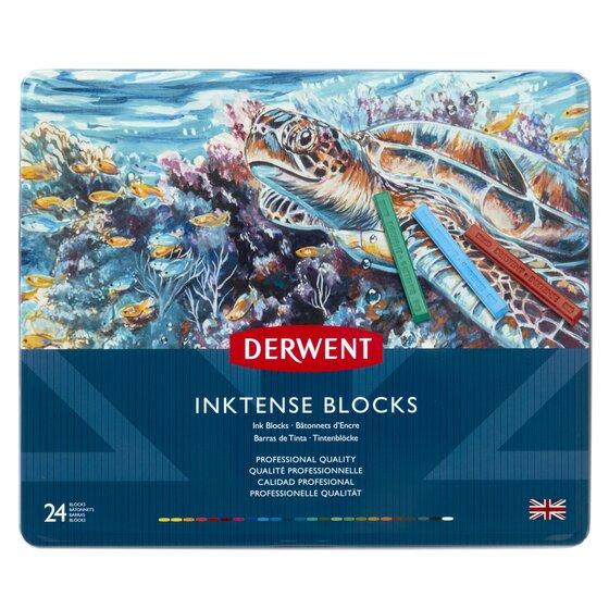 Derwent Inktense Blocks