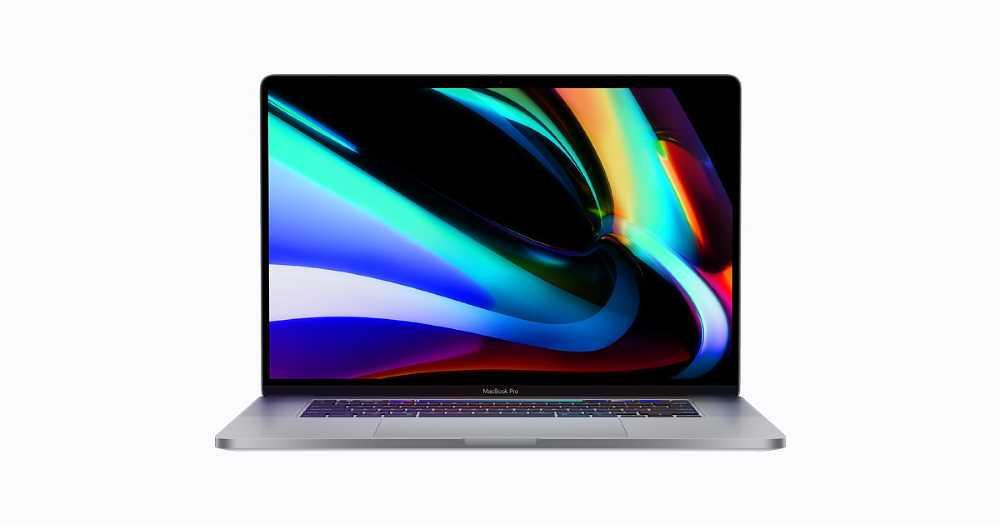 Apple MacBook Pro-16