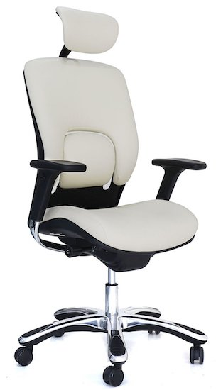 GM-Seating-Ergolux-Genuine-Leather-Executive-Hi-Swivel-Chair-Chrome-Base-with-Headrest