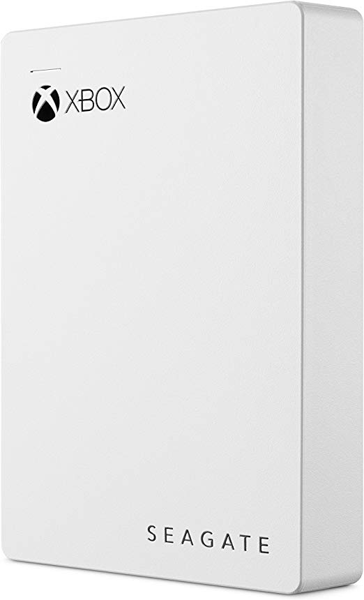 Seagate Game Drive for Xbox 4TB External Hard Drive Portable HDD – Designed for Xbox One (STEA4000402)