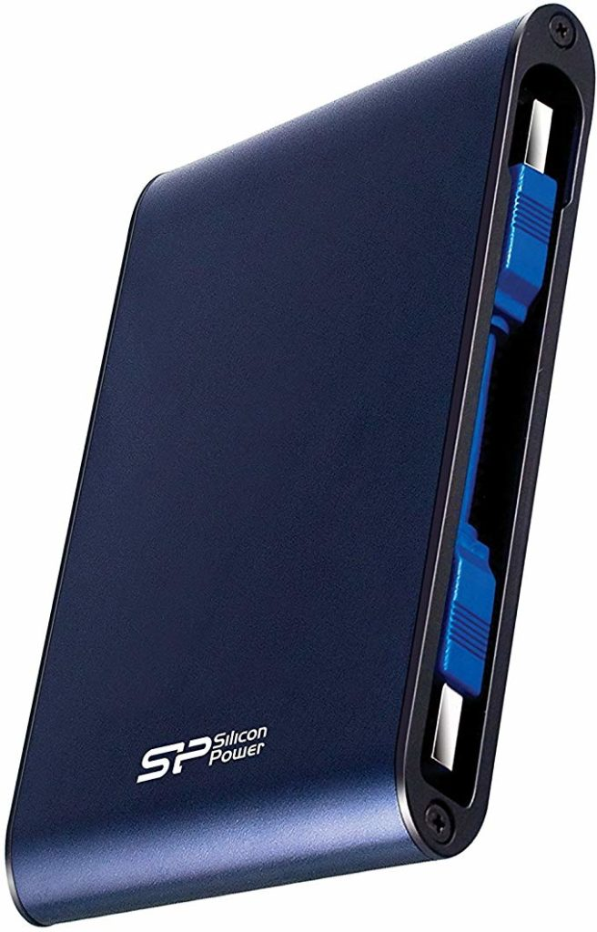 Silicon Power 2TB Rugged Armor A80