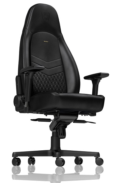 noblechairs-ICON-Real-Leather-Black-Gaming-Chair-and-Office-Chair