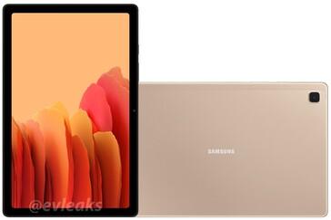 Samsung's Galaxy Tab A7